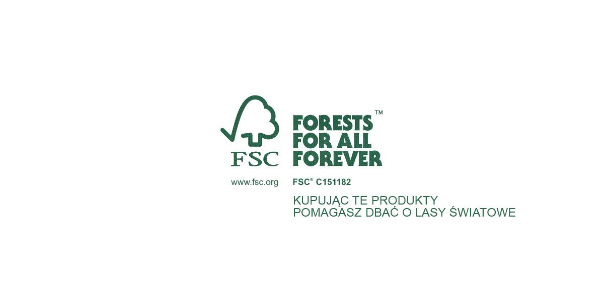 etykiety z fsc, producent etykiet fsc